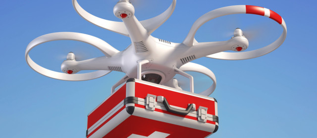 How Drones Change the Landscape of Medical Care